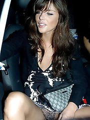 8 pictures - celebrity opps upskirt gallery